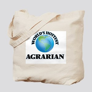 World's Hottest Agrarian Tote Bag