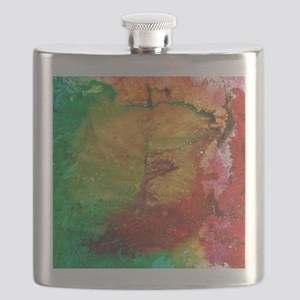 Ghost Ship Flask
