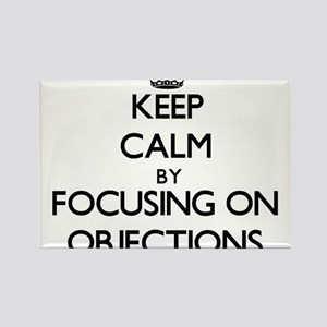 Keep Calm by focusing on Objections Magnets
