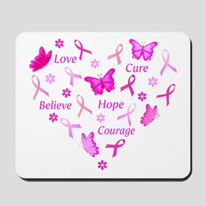 Go Pink Mousepad