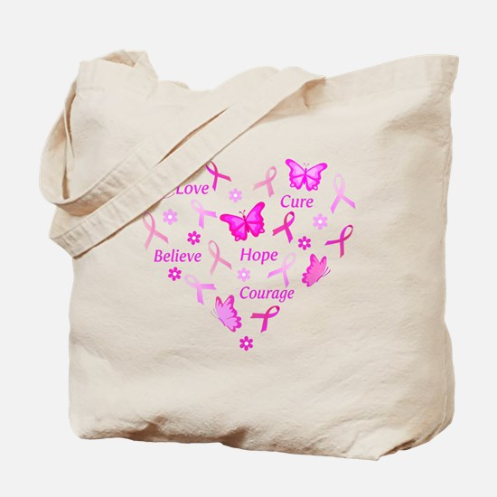 Go Pink Tote Bag