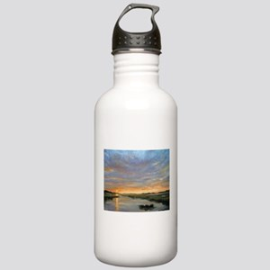 Chincoteague Marsh Sun Stainless Water Bottle 1.0L