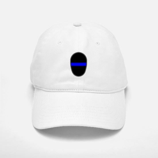 Blue Line LAPD Baseball Baseball Cap