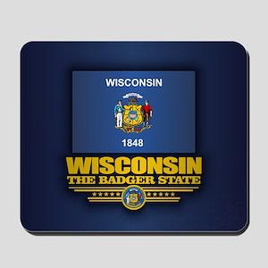 Wisconsin (v15) Mousepad