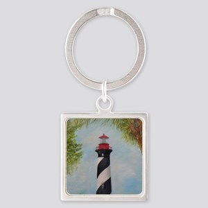 LIGHTHOUSE OF ST. AUGUSTINE, FLORIDA Keychains
