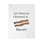 Christmas Bacon Twin Duvet