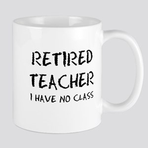 Former Retired Teacher Mug