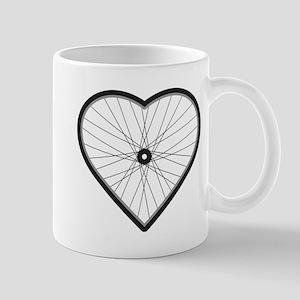 Love Road Cycling Mug