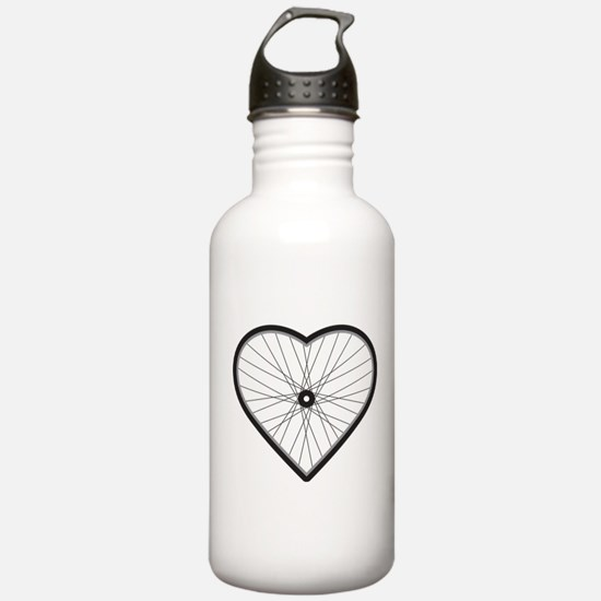 Love Road Cycling Water Bottle