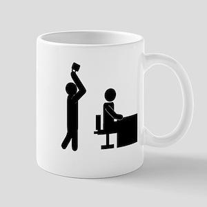 Office Frustration Mug