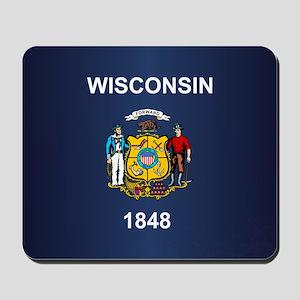 Wisconsin (v15b) Mousepad
