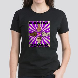 Kaniac Power in Purple T-Shirt