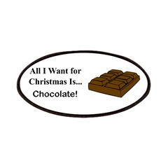 Christmas Chocolate Patches