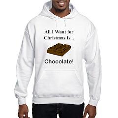 Christmas Chocolate Hoodie