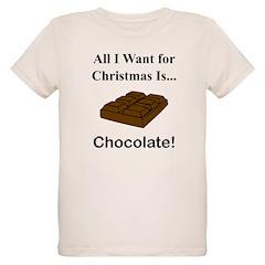 Christmas Chocolate T-Shirt