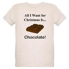 Christmas Chocolate T-Shirt