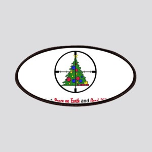 """No """"War on Christmas"""" Patch"""
