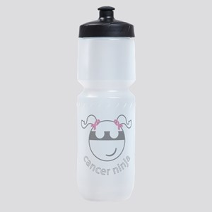 Cancer Ninja Sports Bottle