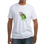 Cape Parrot 1 Fitted T-Shirt