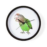 Cape Parrot 1 Wall Clock