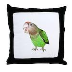 Cape Parrot 1 Throw Pillow