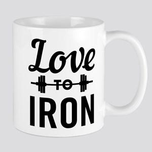Love to Iron Mugs