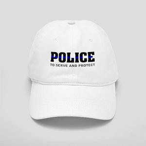 Thin Blue Line Cap
