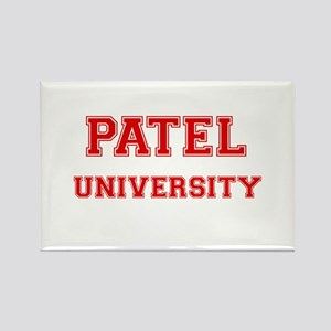 PATEL UNIVERSITY Rectangle Magnet