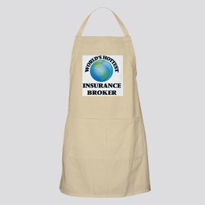 World's Hottest Insurance Broker Apron