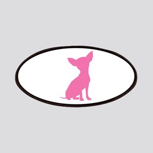 Pink Chihuahua - Patches
