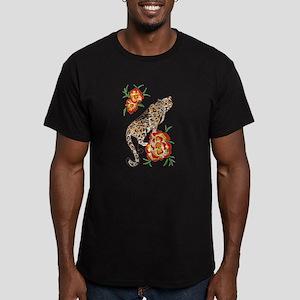 Snow Leopard in Summer T-Shirt