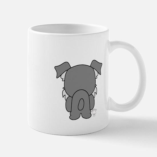 Schnauzer Dogs Rule Mug Mugs