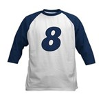 Adorable 8 Kids Baseball Jersey