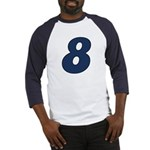 Adorable 8 Baseball Jersey