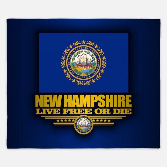 New Hampshire (v15) King Duvet