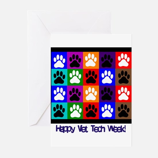 Cute Veterinary technician Greeting Cards (Pk of 10)