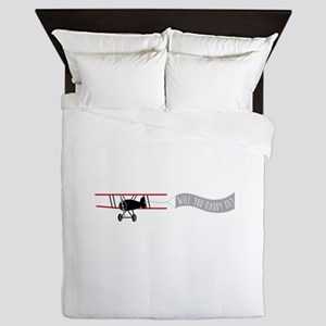 Marry Sky Sign Queen Duvet