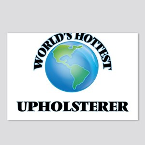 World's Hottest Upholster Postcards (Package of 8)