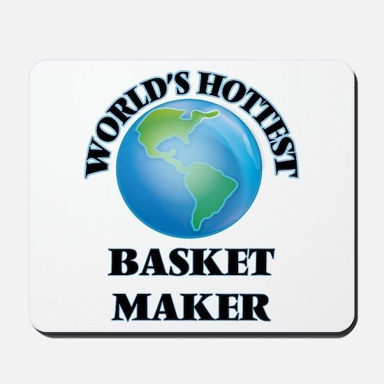 World's Hottest Basket Maker Mousepad