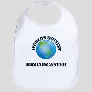 World's Hottest Broadcaster Bib