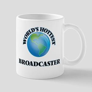 World's Hottest Broadcaster Mugs