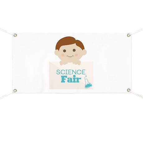 science fair banner