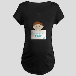Science Fair Maternity T-Shirt