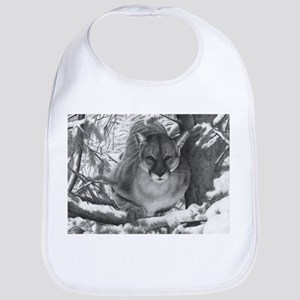 Cougar Design Bib