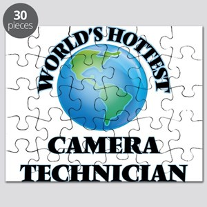 World's Hottest Camera Technician Puzzle