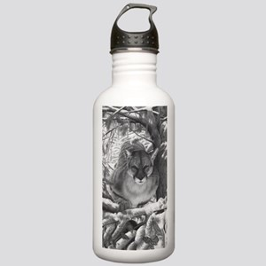 Cougar Design Water Bottle