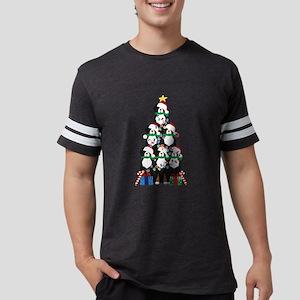 Bernese Mt Dog Xmas Tree T-Shirt