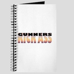 Gunners Kick Ass Journal