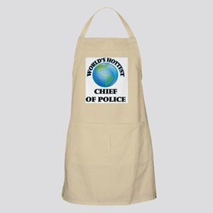 World's Hottest Chief Of Police Apron