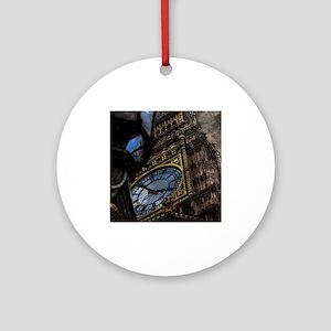 Tower Big Ben London Ornament (Round)